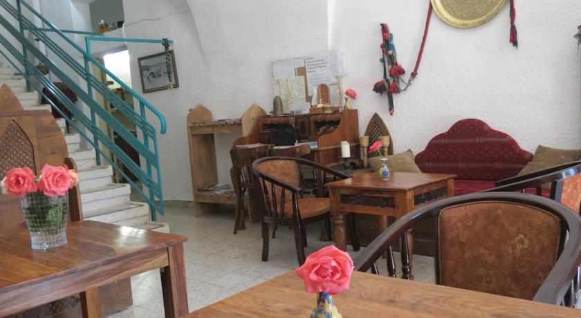 לובי מלון אל מוטראן בנצרת