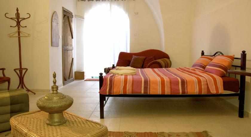 חדר זוגי מלון אל מוטראן בנצרת