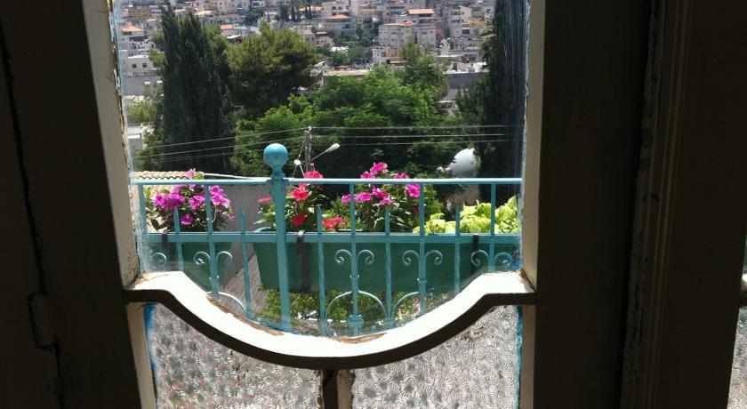 נוף לעיר מלון אל מוטראן בנצרת