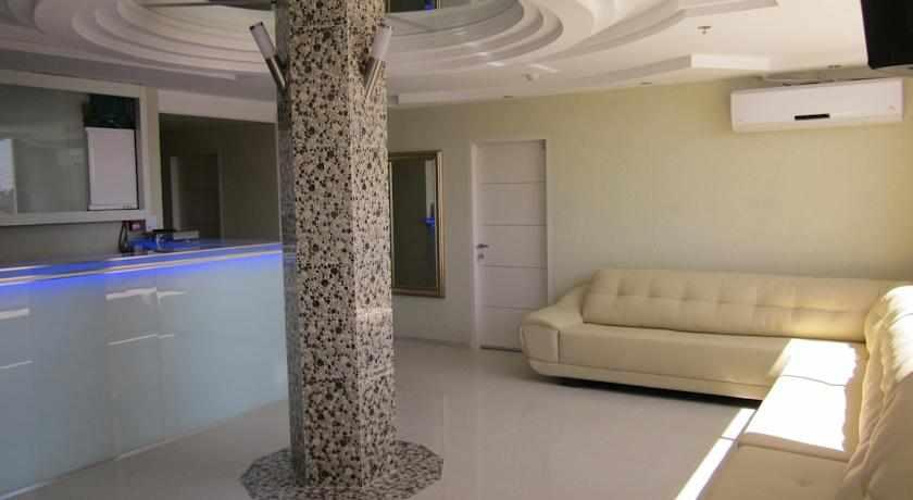לובי מלון אלאדין באר שבע