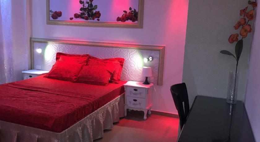 חדר זוגי מלון אלאדין באר שבע