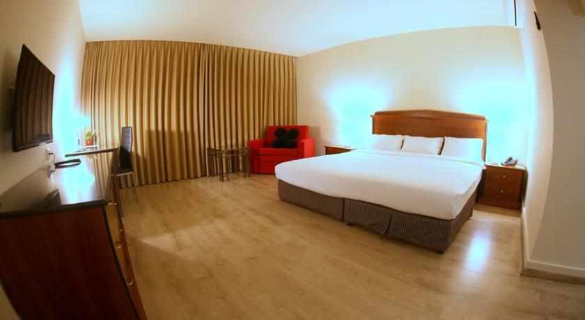 חדר זוגי מלון אוויה ביהוד