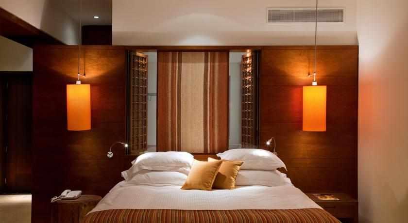 חדר זוגי מלון בראשית