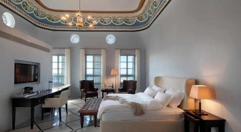 חדר זוגי מלון אפנדי עכו