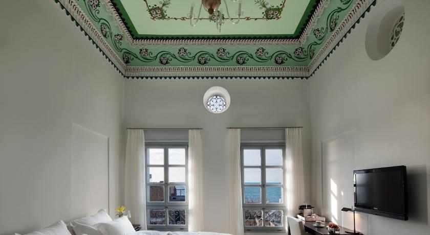 חדר נוף לים מלון אפנדי בעכו