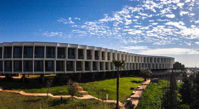 מלון אלמא מרכז אמנויות