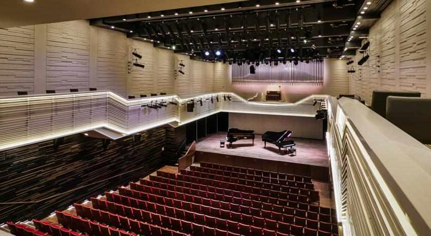אולם קונצרטים אלמא מרכז אומנויות