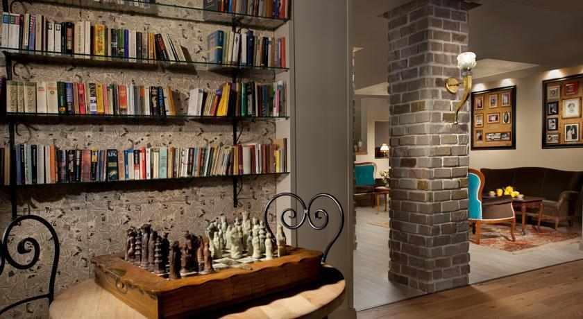 ספרייה מלון שטרקמן ארנה