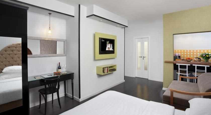 חדרים זוגיים מלון שטרקמן ארנה