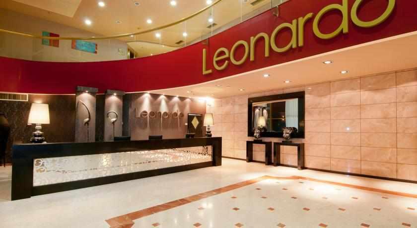 דלפק קבלה מלון לאונרדו נגב באר שבע