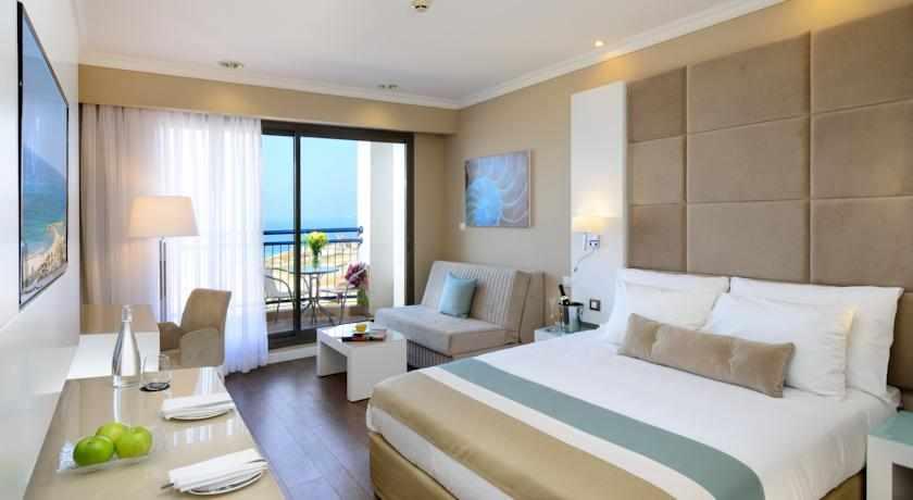 חדר זוגי מלון לאונרדו באשקלון