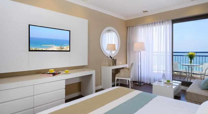 חדרים זוגיים מלון לאונרדו באשקלון