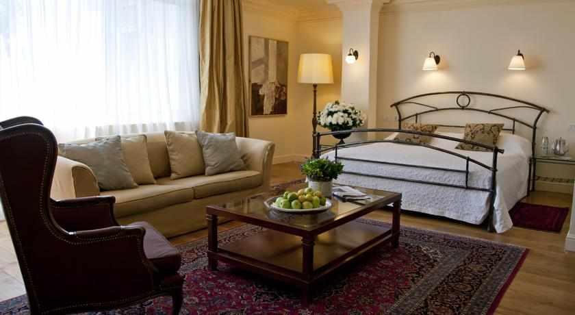 חדר דלקס מלון מצפה הימים