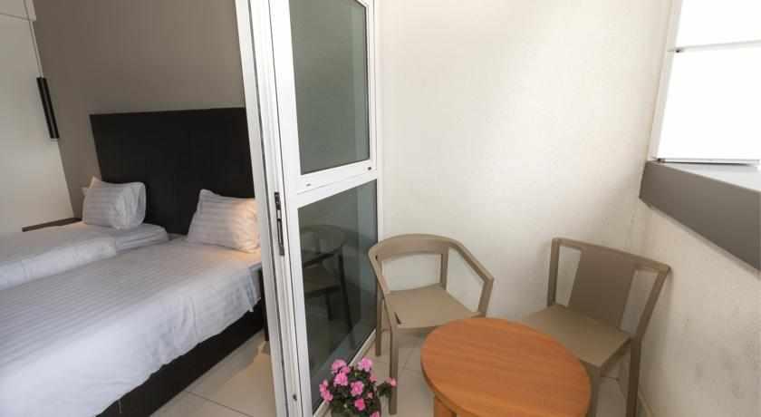חדר זוגי מלון אוליב נהריה