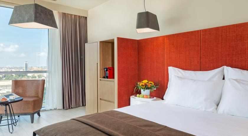 חדרים זוגיים מלון פרימה לינק פתח תקווה
