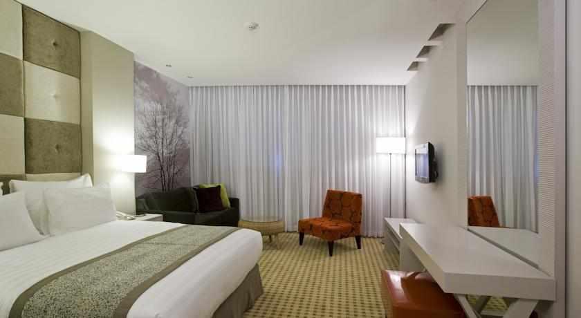 חדר זוגי מלון שדות