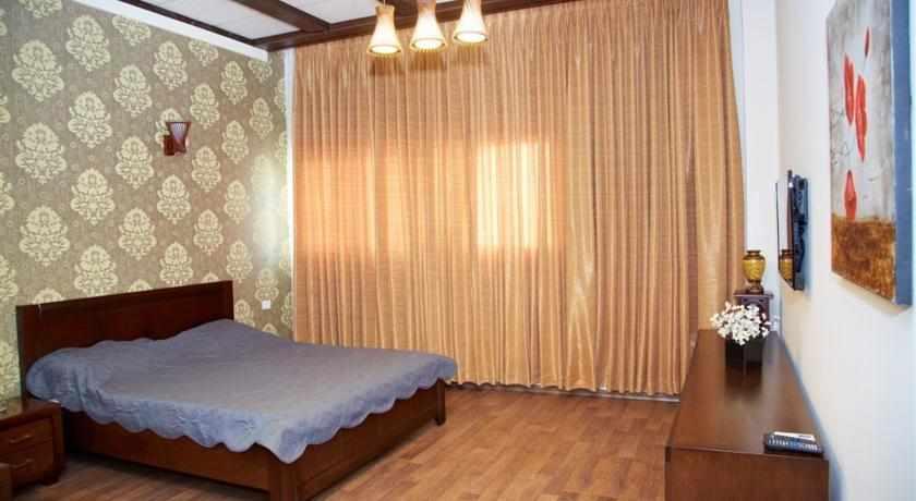 חדר זוגי מלון ספא האוס