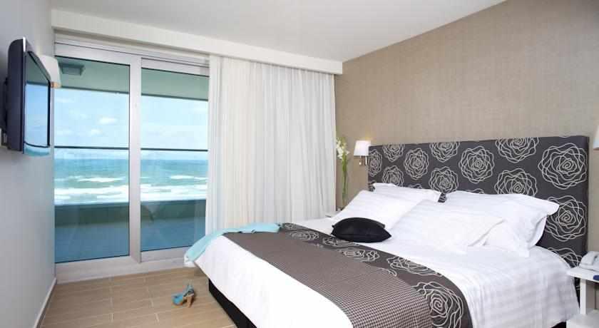 חדר זוגי מלון ווסט אשדוד