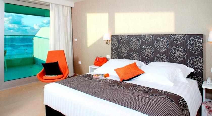 חדרים זוגיים מלון ווסט אשדוד