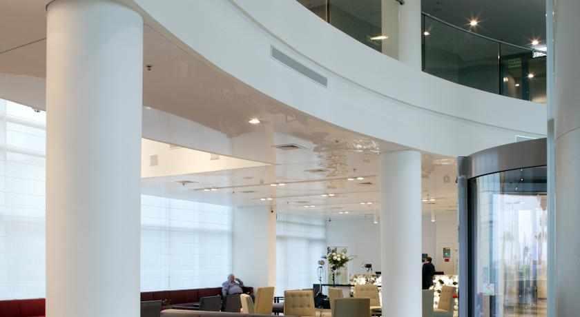 עיצוב מלון ווסט אשדוד
