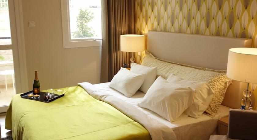 חדרים זוגיים מלון חוף עכו