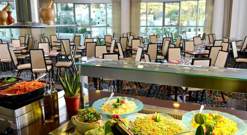 חדר אוכל מלון גולדן קראון נצרת