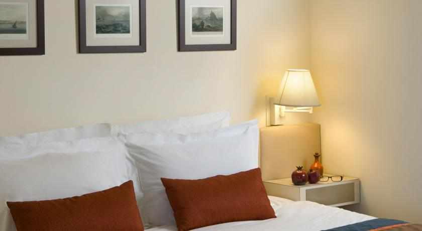 חדרים מלון דן קיסריה
