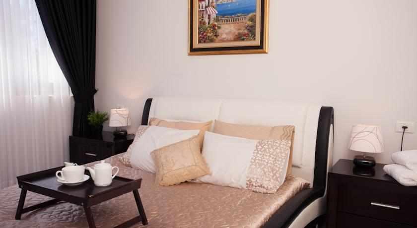 חדרים זוגיים מלון אליש