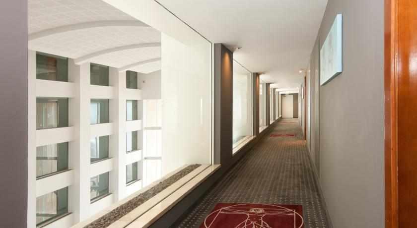 חדרים מלון לאונרדו סוויט