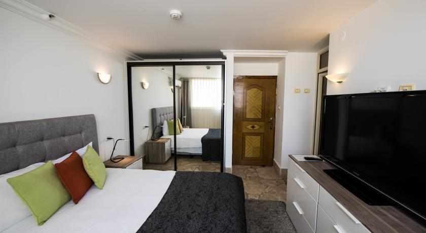 חדר זוגי מלון סוויטות רמון