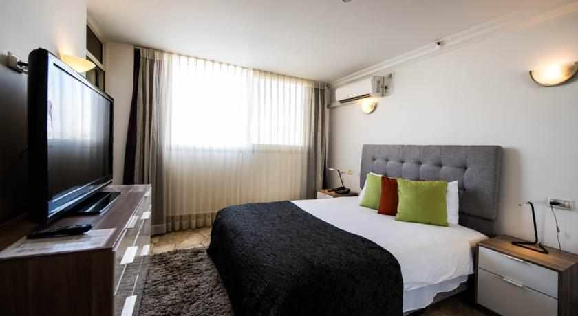 חדרים מלון סוויטות רמון
