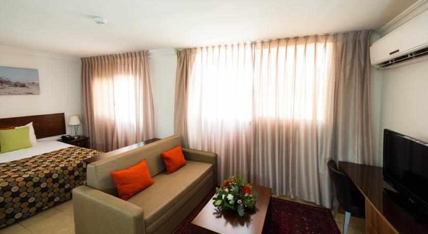 חדרים זוגיים במלון סוויטות רמון