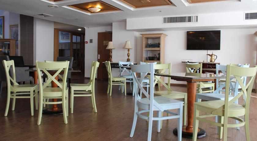 עיצוב מודרני מלון פלאזה נצרת