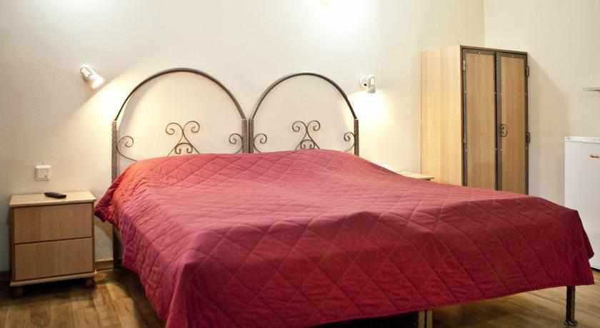 חדר זוגי מלון קלאב רמון
