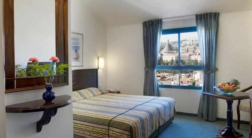 חדר זוגי מלון רימונים המעיין בנצרת