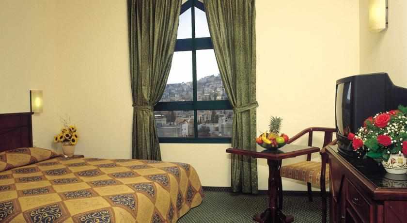 חדרים זוגיים במלון רימונים המעיין בנצרת