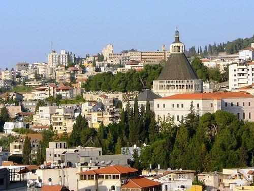 העיר העתיקה בנצרת רימונים המעיין