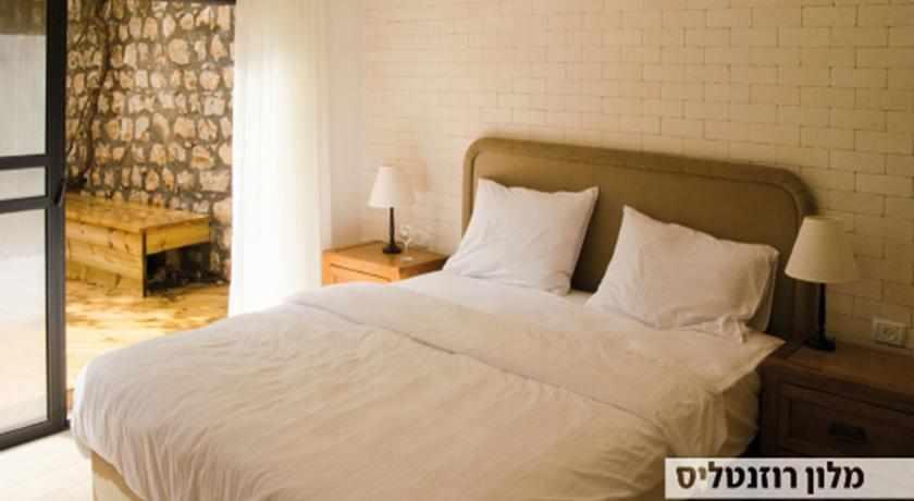 חדרים מלון רוזנטליס בצפת