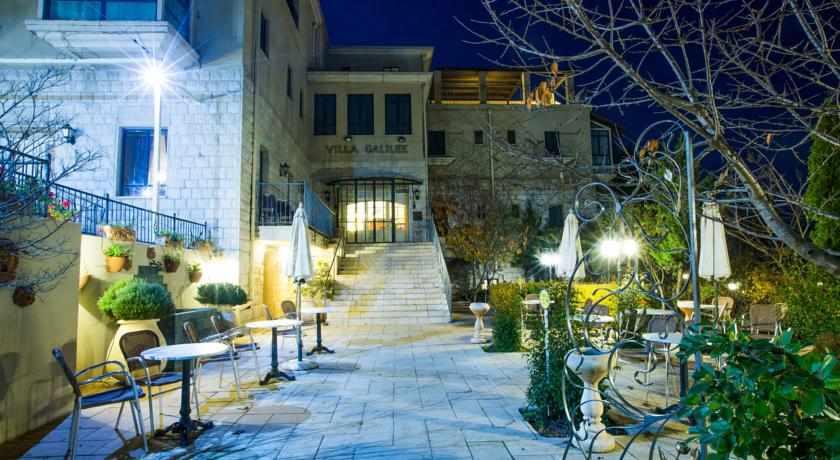 בית המלון וילה גליליי בצפת