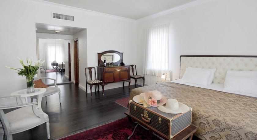 חדר זוגי מלון וילה גליליי בצפת