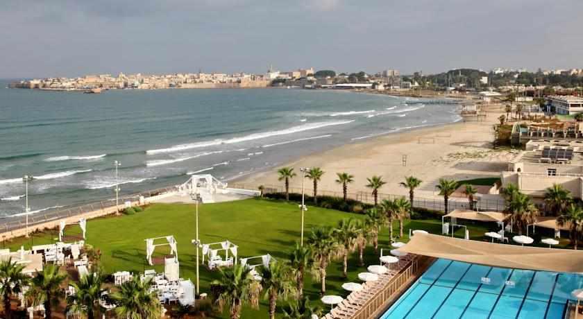מלון רימונים חוף התמרים על הים