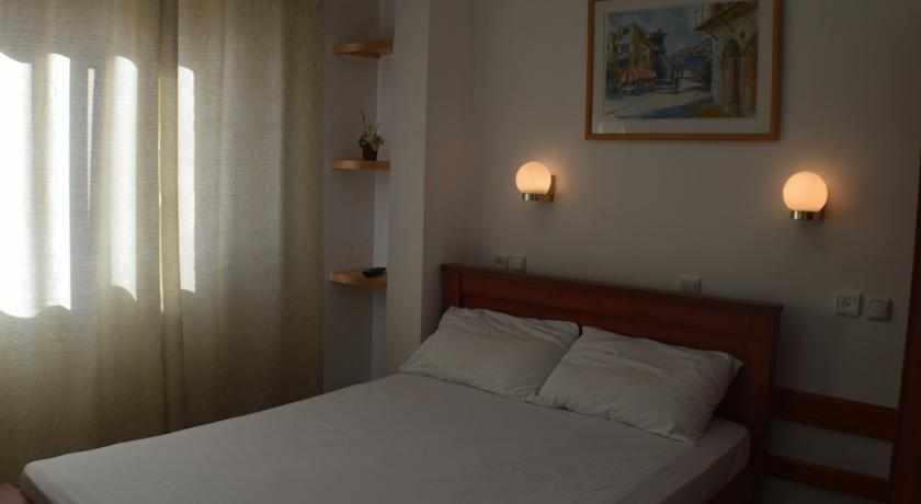 חדר זוגי מלון אמיגו