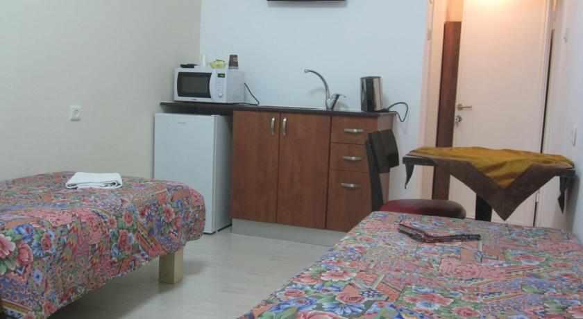 חדר זוגי מיטות נפרדות מלון הגעתון