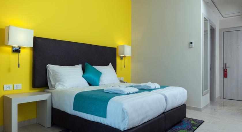 חדר זוגי מלון לגאסי