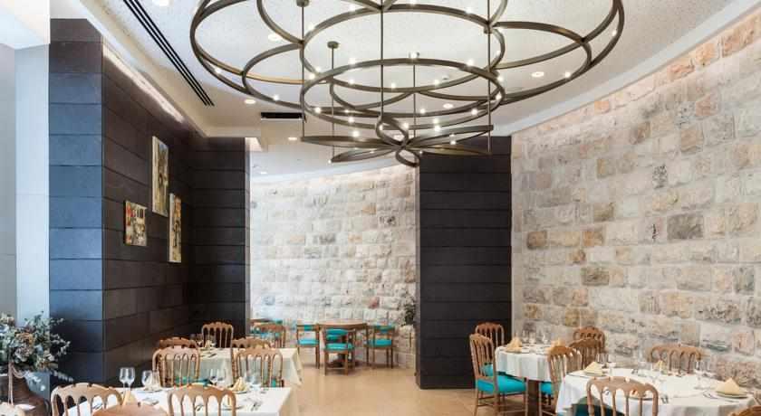 חדר אוכל מלון לגאסי נצרת