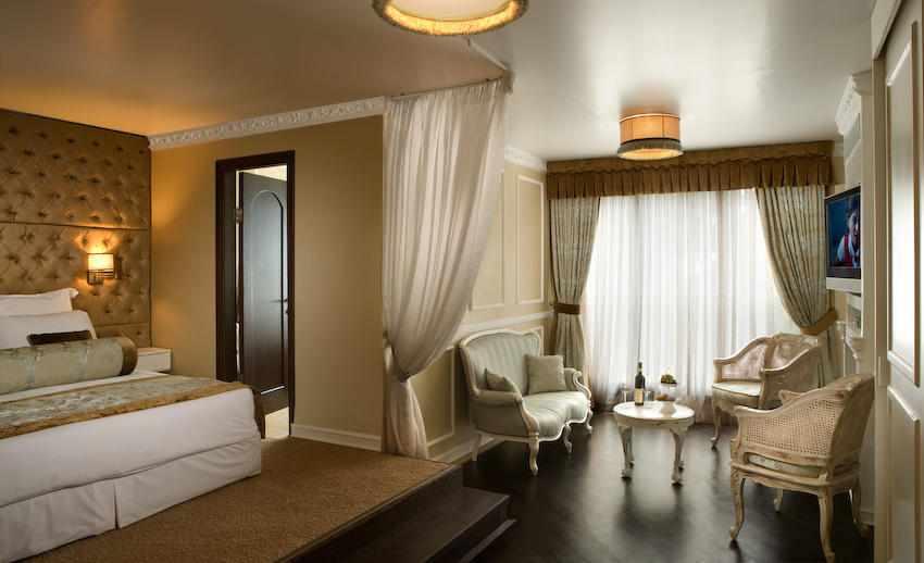 חדר זוגי מלון בית בגליל ראש פינה