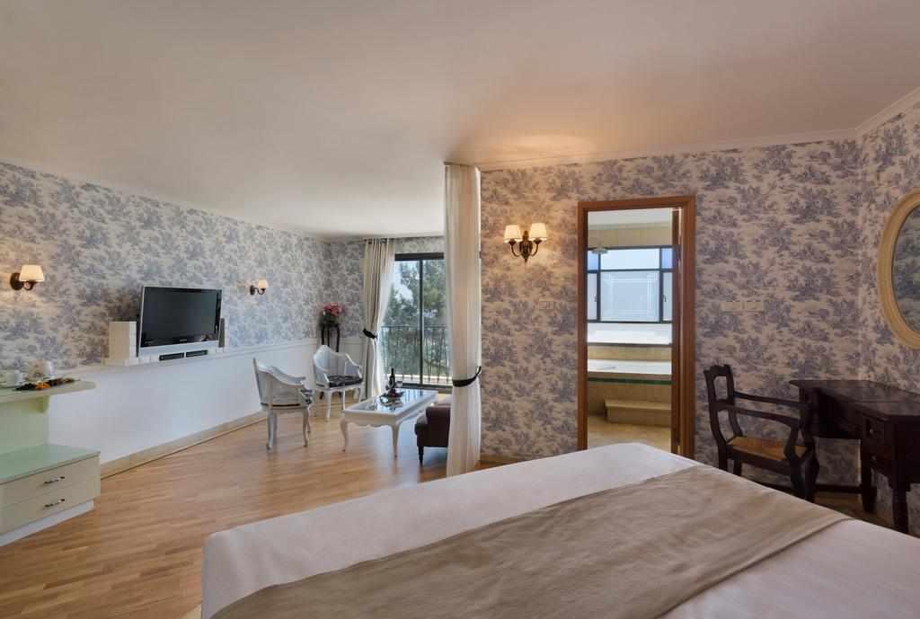 מיטות זוגיות מלון בית בגליל ראש פינה